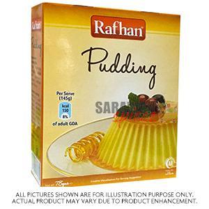 Rafhan Pudding Eggs