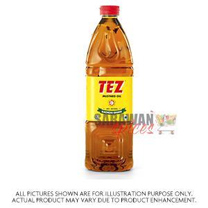 Tez Mustard Oil 4.732/5Lt