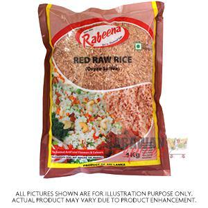 Red Samba Raw Rice 1Kg