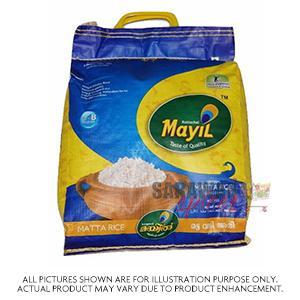 Mayil Sortex Matta Rice 5Kg