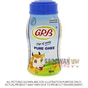 Grb Pure Ghee 500Ml