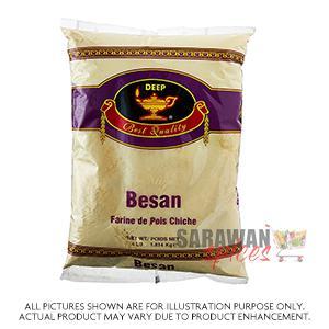 Deep Besan 1.81Kg