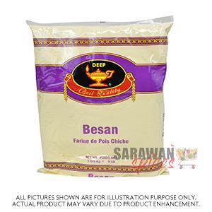 Deep Besan 3.63Kg
