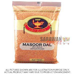 Deep Masoor Dal 3.63Kg