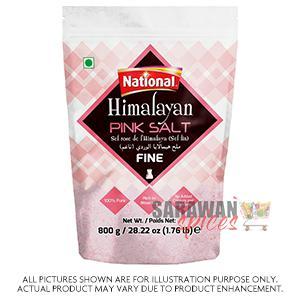 National Himalayan Salt Fine 800G