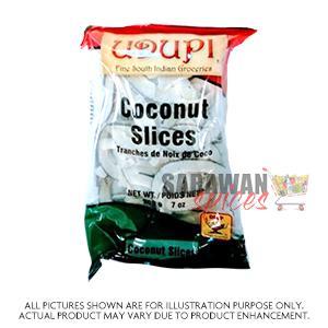 Coconut Slice 200G