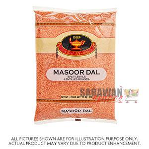 Deep Masoor Dal 1.8Kg