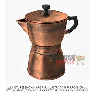 Copper Coffee Filter No1