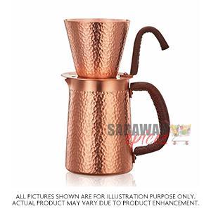 Copper Coffee Filter No2