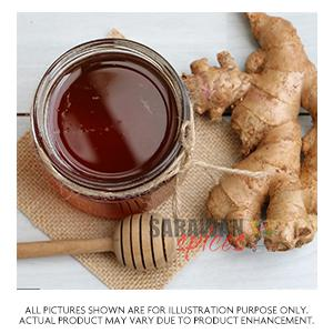 Dabur Real Active Ginger Honey 250G