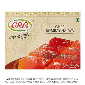 Grb Ghee Bombay Halwa 250G