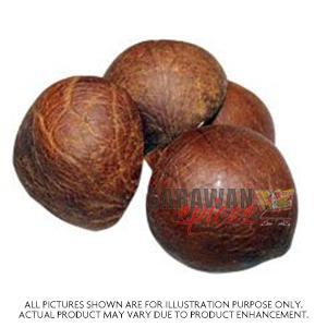 Coconut Dry  Whole 2Pcs