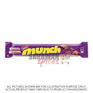 Munch Chocolate 20G