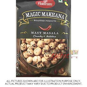 Haldiram (Del) Fox Nuts Mast Masala 40G