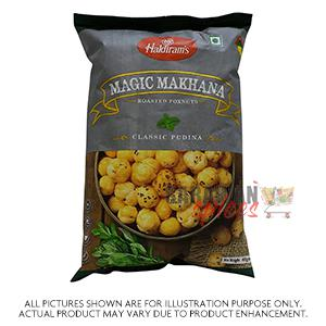 Haldiram (Del) Fox Nuts  Pudina 30G