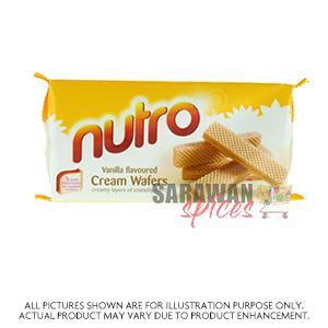 Nutro Vanilla Wafers 75G