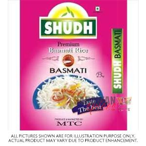 Shudh Regular Basmati Rice 5Kg