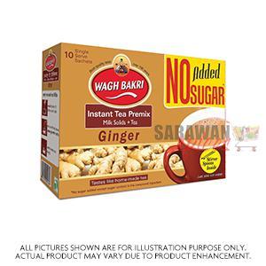 Wagh Bakri Ginger Premix 140G