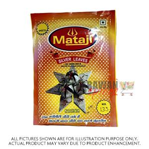 Matahi Silver Leaves 135Pcs