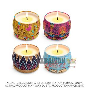 Diya Wax Small 4Pcs