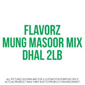 Flavorz Mung Masoor Mix Dhal 2Lb