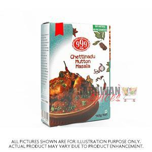 999 Chettinad Mutton Msl 165G