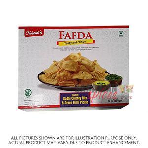 Chheda's Fafda 400G