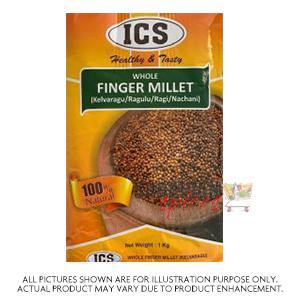 Ics Finger Ragi Millet 1Kg