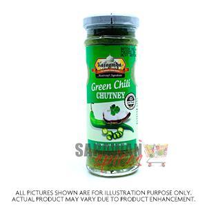 Katoomba Green Chilli Chutney 220G