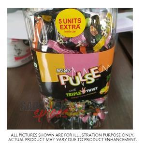 Pass Pass Pulse Mix Triple