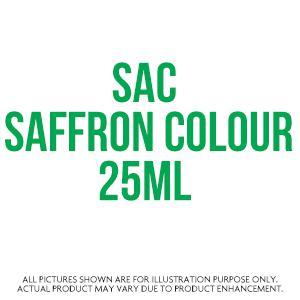 Sac Saffron Colour 25Ml
