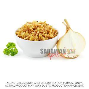 Uttam Fried Onions White 400G