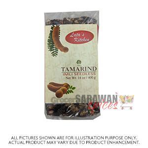 Lk Tamarind Seedless 400G