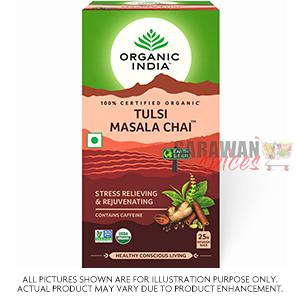 Organic India Tulsi Masala Chai 25Bag