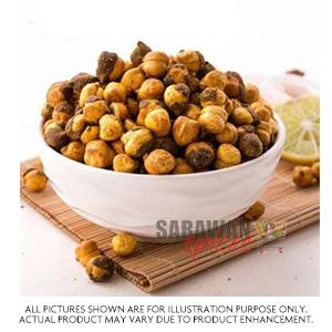 Rstd Chana With Skin Jar 400/500G