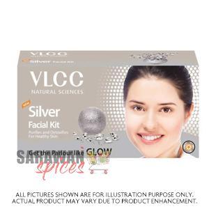 Vlcc Sliver Facial Kit 60 Gms