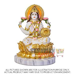 Laxmi Idol Resin
