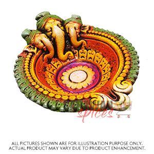 Diwali Clay Ganesh/Laxmi