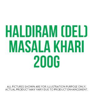 Haldiram(del) Masala Khari 200G