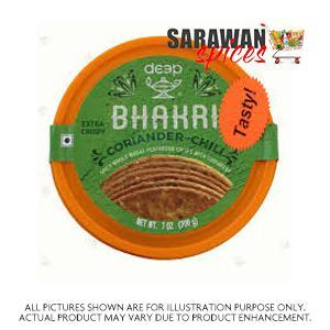 Deep Coriander Chilli Bhakri 200G