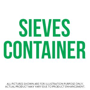 Sieves Container