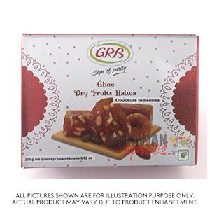 Grb Dry Fruits Halwa 250Gm