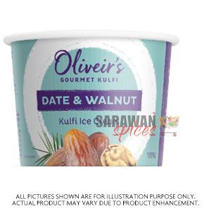 Oliveirs Date & Walnut