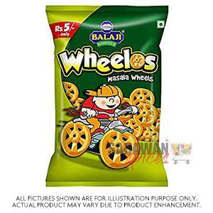 Balaji Wheelos 65G