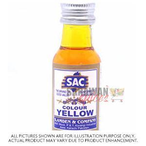 Sac Yellow Colour 30Ml