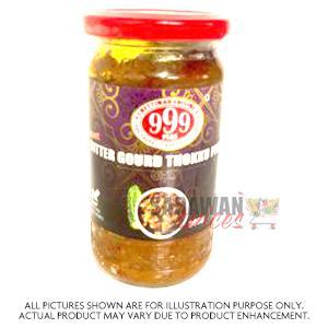 999 Bitter Gourd Thokku 300G