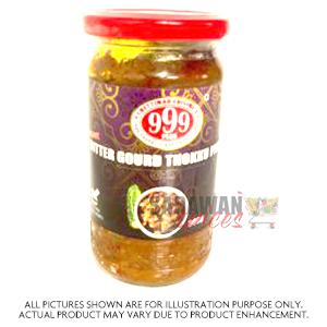 999 Bittergourd Pickle 300G