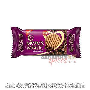 Moms Magic Choco Chip Cookies 75G