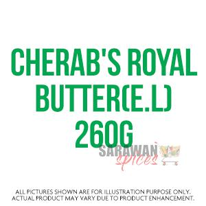 Cherab Royal Butter Eggless 260G