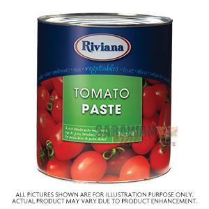 Riviana Tomato Paste 3Kg